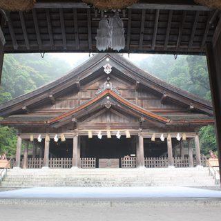 写真:美保神社 社殿・境内01(6)