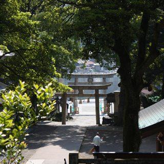 写真:美保神社 社殿・境内01(10)