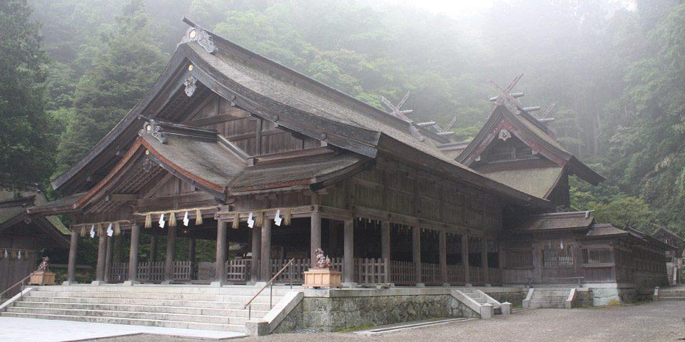 写真:美保神社(1)
