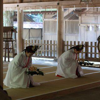 写真:美保神社 社殿・境内02(2)