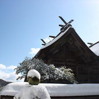 写真:美保神社 社殿・境内02(3)
