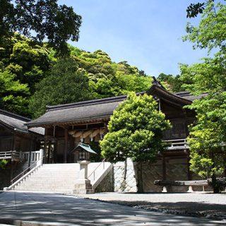 写真:美保神社 社殿・境内02(4)