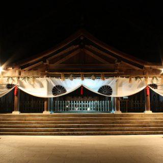 写真:美保神社 社殿・境内02(5)