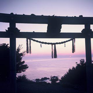 写真:沖ノ御前島(3)