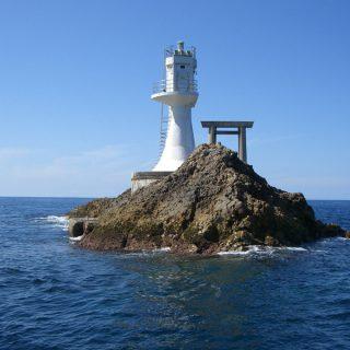 写真:沖ノ御前島(4)